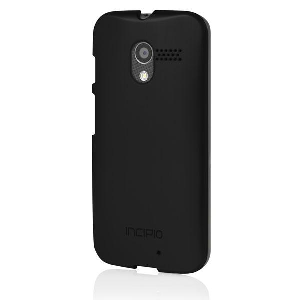 Moto X - Black Incipio Feather Shine Case Cover