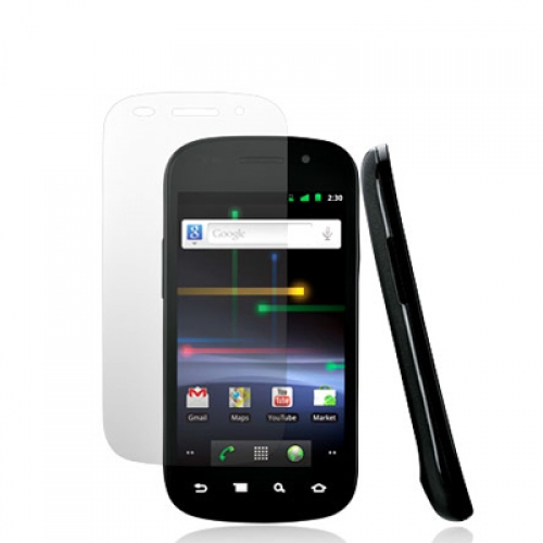 Samsung Nexus S 4G i9020 Clear LCD Screen Protector