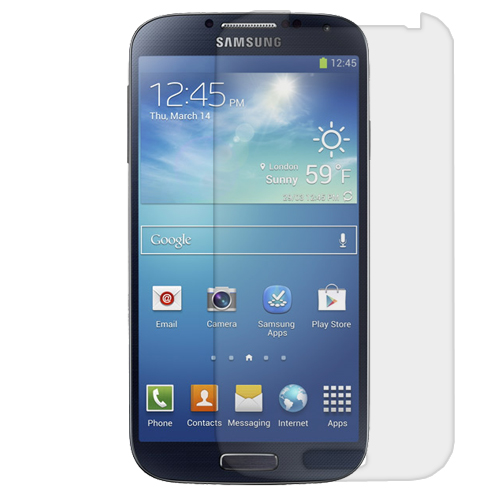 Samsung Galaxy S4 Clear LCD Screen Protector