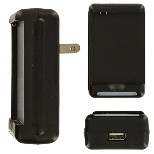 Samsung Galaxy S3 / S4 Battery Charger Black