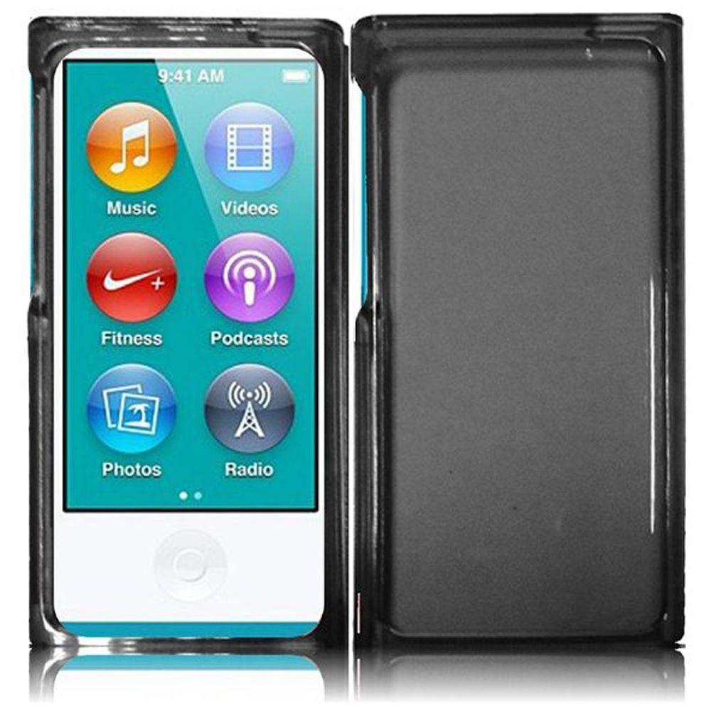 for apple ipod nano 7th gen snap on design hard phone case. Black Bedroom Furniture Sets. Home Design Ideas