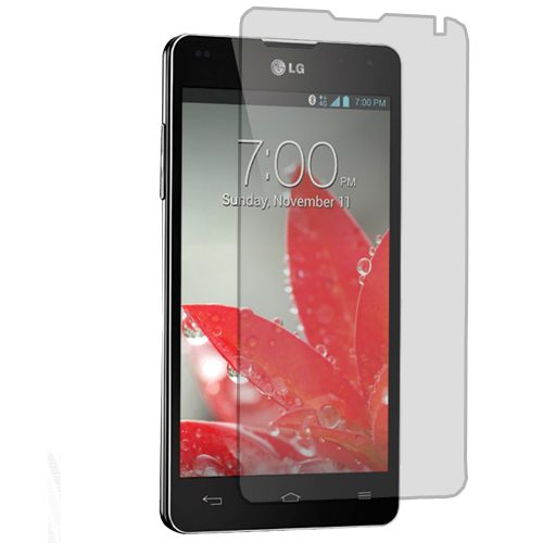 LG Optimus G LS970 / Eclipse Clear LCD Screen Protector