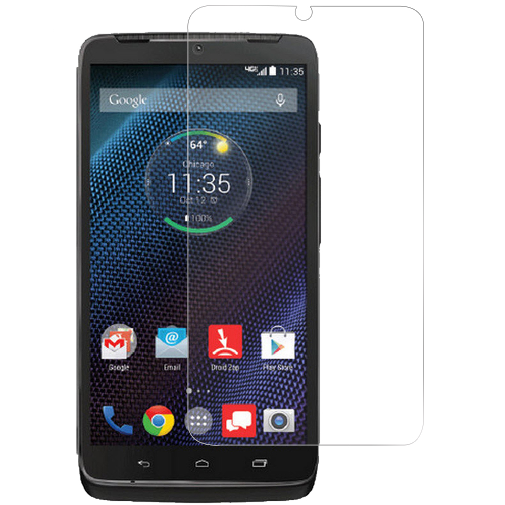 Motorola Droid Turbo Clear LCD Screen Protector