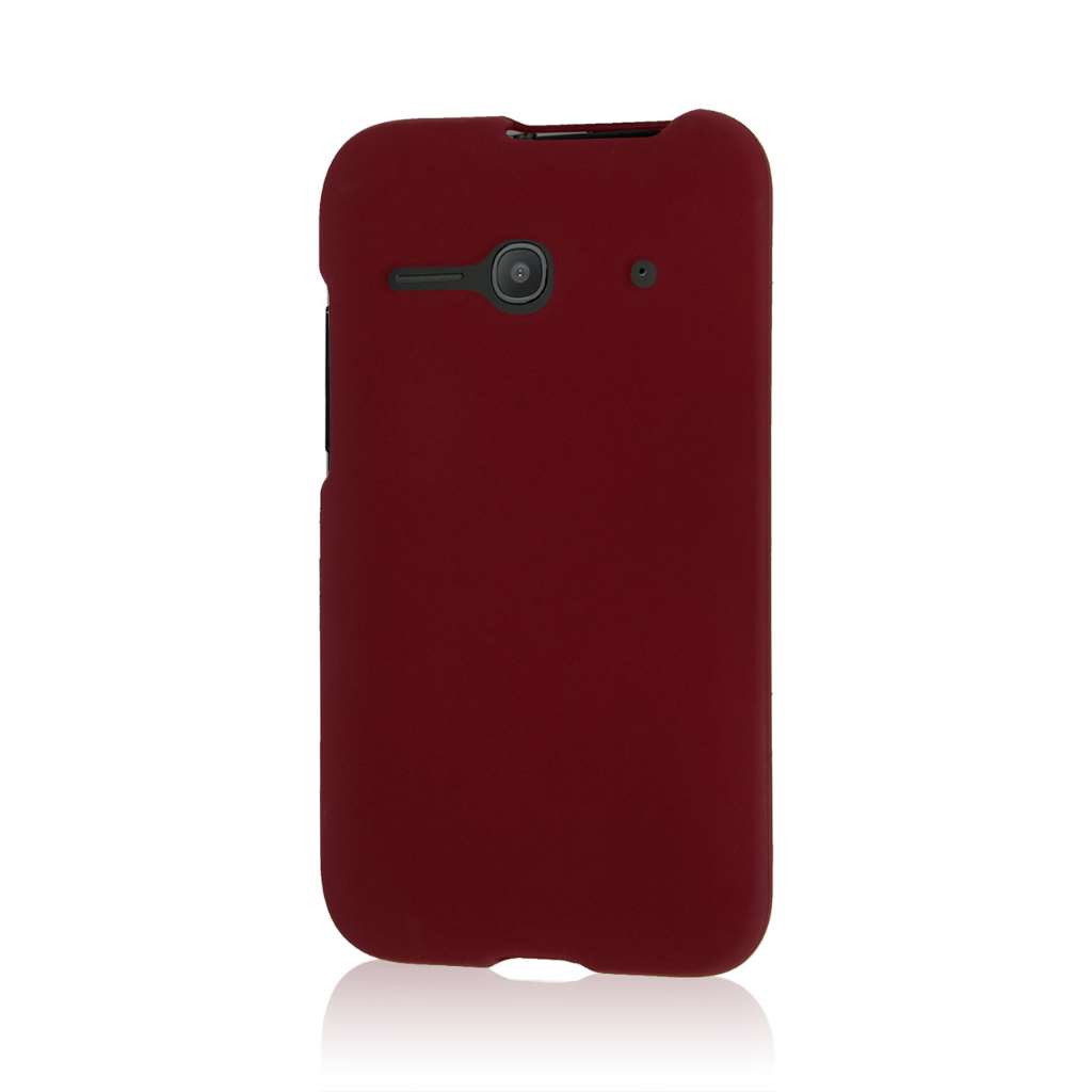 Alcatel OneTouch Evolve 2 - Burgundy MPERO SNAPZ - Case Cover