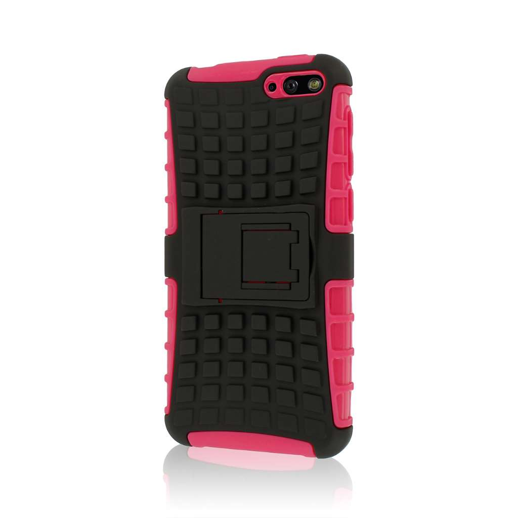 Amazon Fire Phone - Hot Pink MPERO IMPACT SR - Kickstand Case Cover