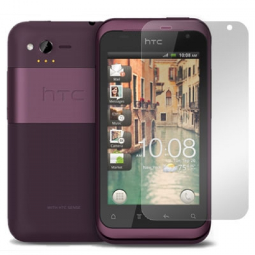 HTC Rhyme / Bliss Clear LCD Screen Protector