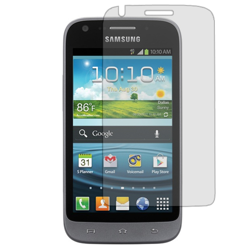 Samsung Galaxy Victory 4G Clear LCD Screen Protector