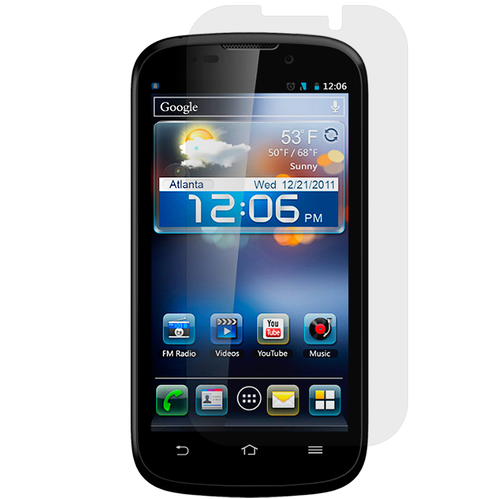 ZTE Awe N800 Clear LCD Screen Protector