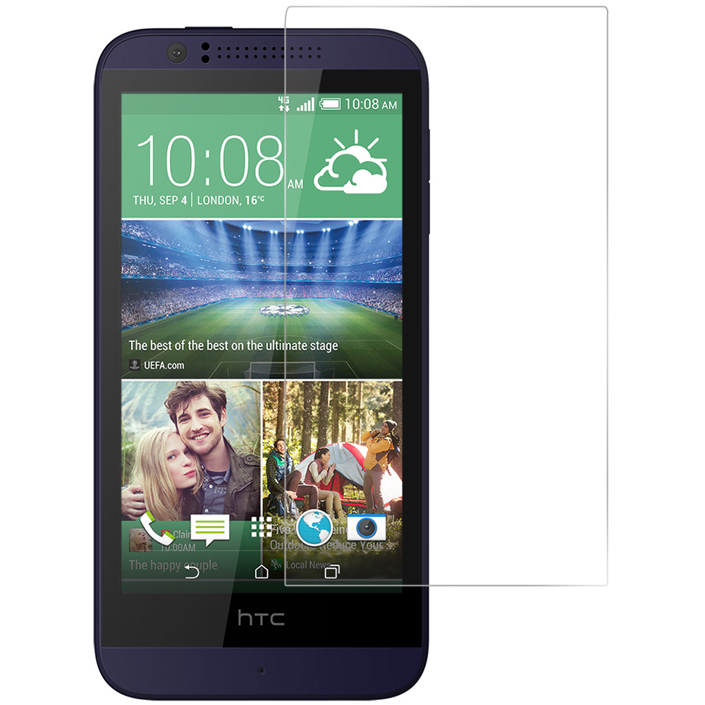 HTC Desire 510 512 Clear LCD Screen Protector