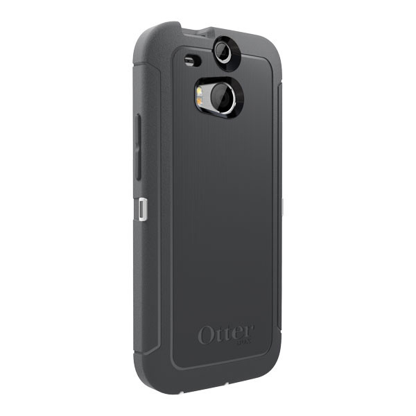HTC One (M8) - Glacier OtterBox Defender Case