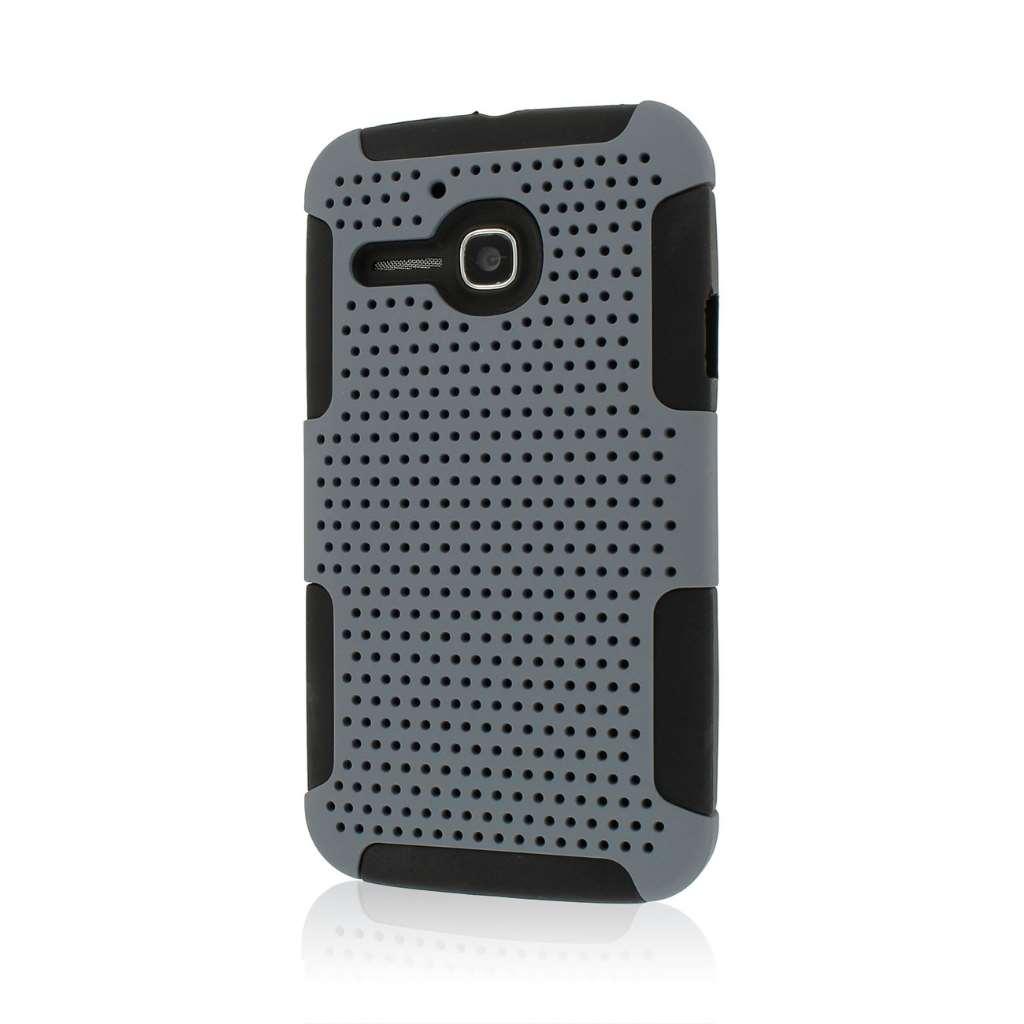Alcatel OneTouch Evolve - Gray MPERO FUSION M - Protective Case Cover