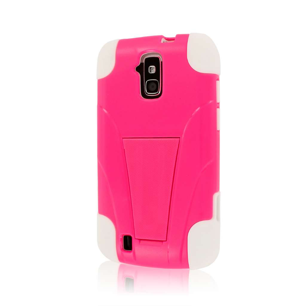 ZTE Force- HOT PINK MPERO IMPACT X - Kickstand Case Cover