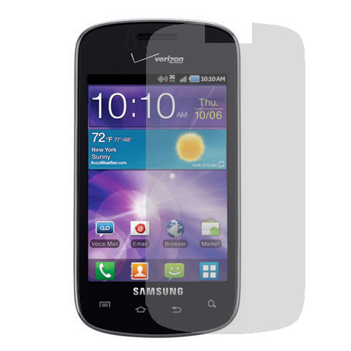 Samsung Illusion i110 Clear LCD Screen Protector