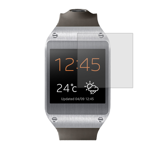 Samsung Galaxy Gear SmartWatch Clear LCD Screen Protector