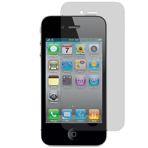 Apple iPhone 4 / 4S Clear LCD Screen Protector