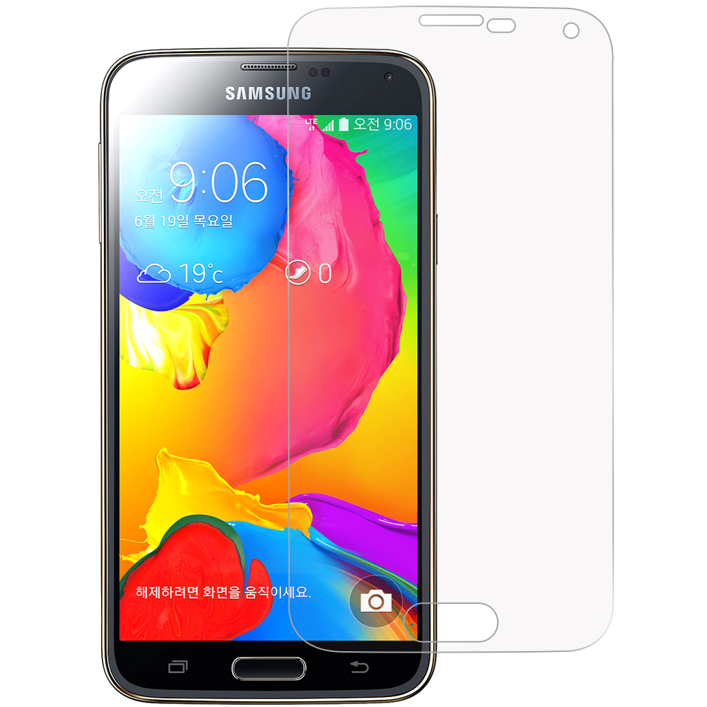 Samsung Galaxy S5 Sport G860 Anti Glare LCD Screen Protector