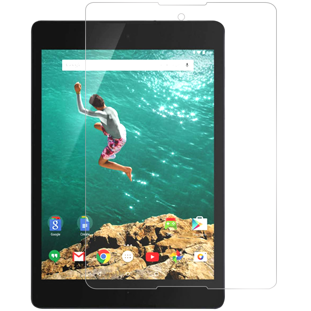 Google Nexus 9 Tablet Clear LCD Screen Protector