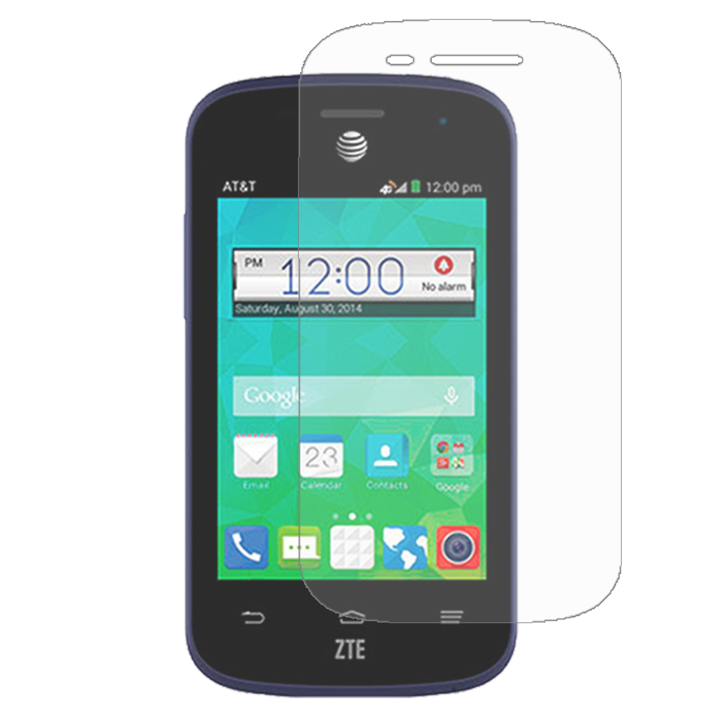 ZTE Zinger Prelude 2 Z667 Clear LCD Screen Protector