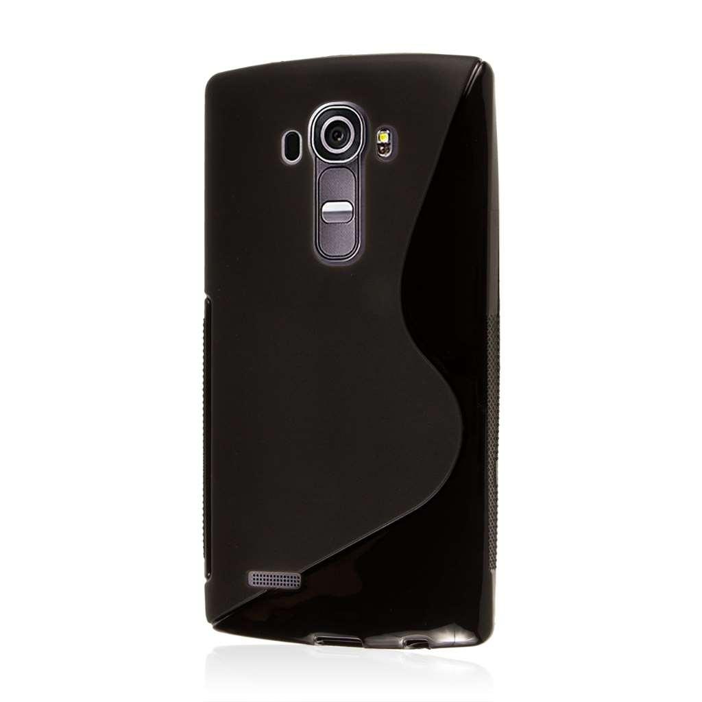 LG G4 - Black MPERO FLEX S - Protective Case Cover