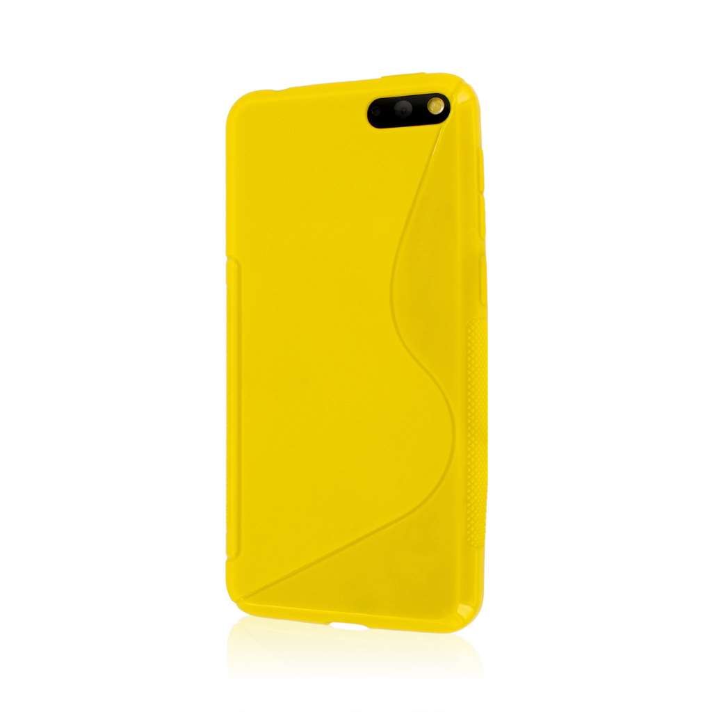 Amazon Fire Phone - Yellow MPERO FLEX S - Protective Case Cover