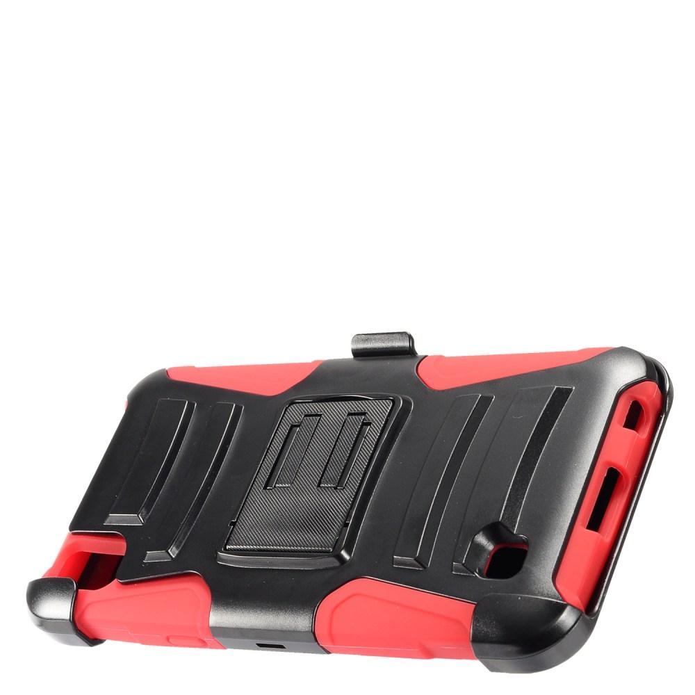 For LG X Power K6P Case HEAVY DUTY MILITARY Rugged Armor
