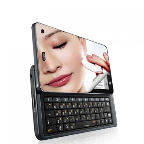 Motorola Droid 3 XT862 Mirror LCD Screen Protector