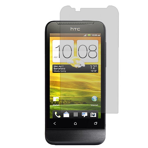 HTC One V Clear LCD Screen Protector