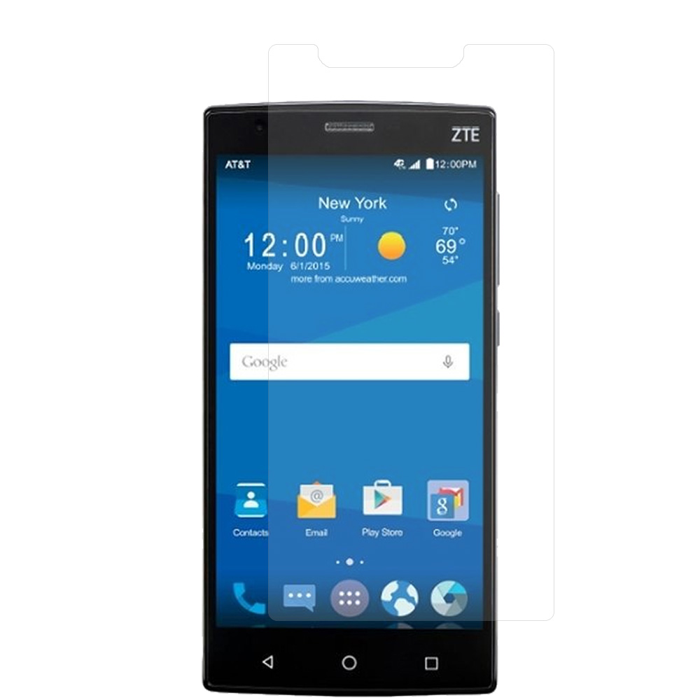 ZTE Zmax 2 Clear LCD Screen Protector