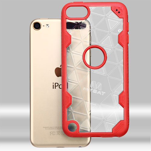 For Apple iPod Touch 5th 6th Generation Clear Hybrid ...
