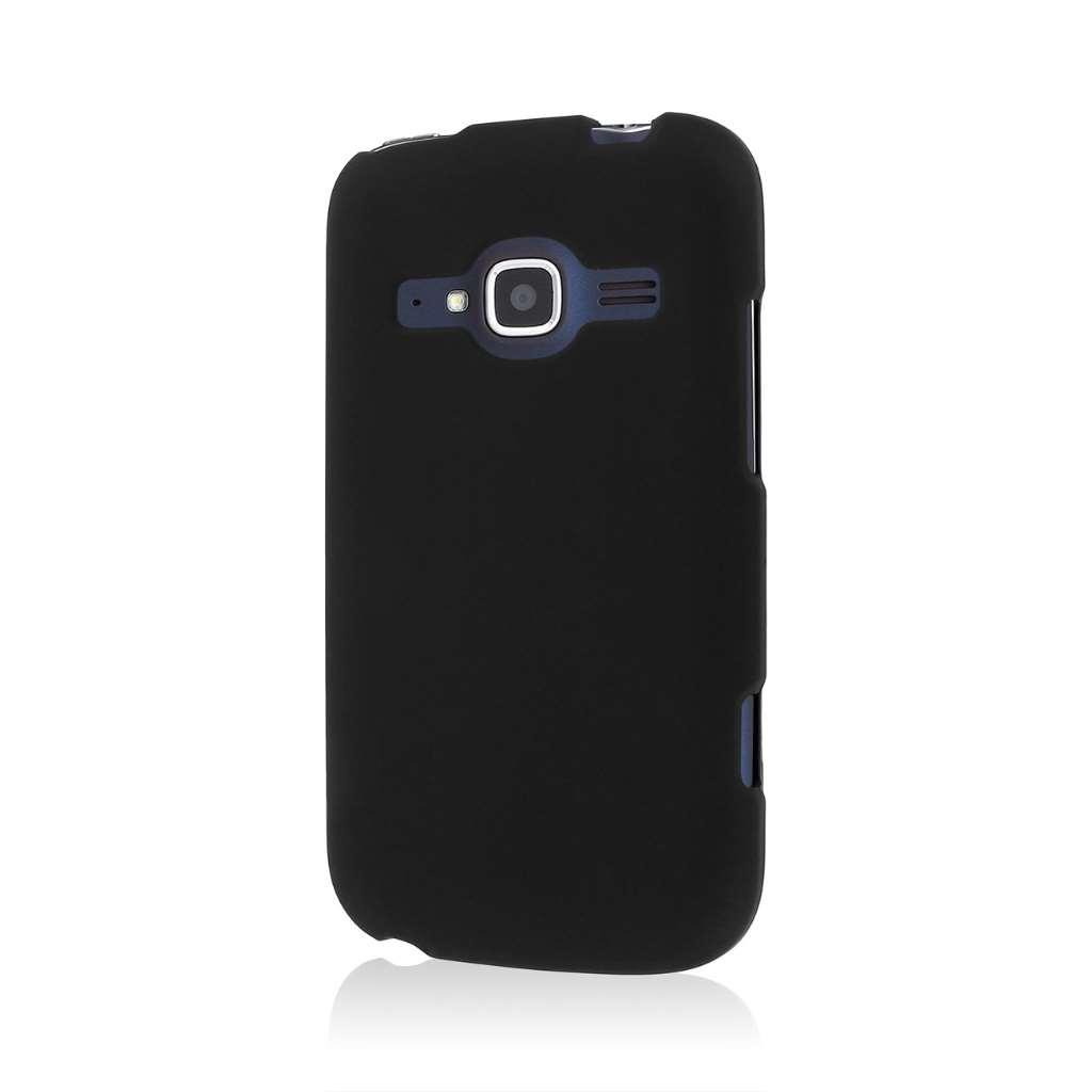 ZTE Concord 2 - Black MPERO SNAPZ - Case Cover