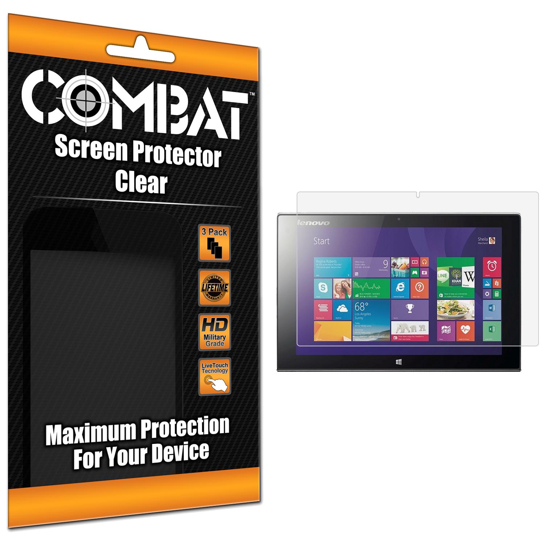 Lenovo Miix 2 10 Combat 3 Pack HD Clear Screen Protector