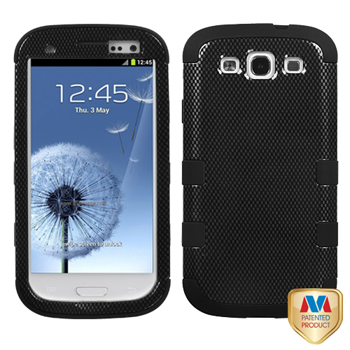 For Samsung Galaxy S3 Hybrid TUFF IMPACT Phone Case Hard ...