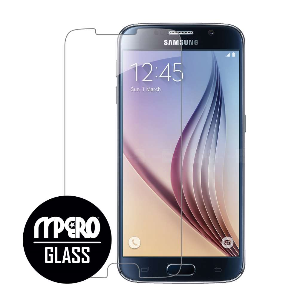 Samsung Galaxy S6 MPERO Tempered Glass Screen Protector