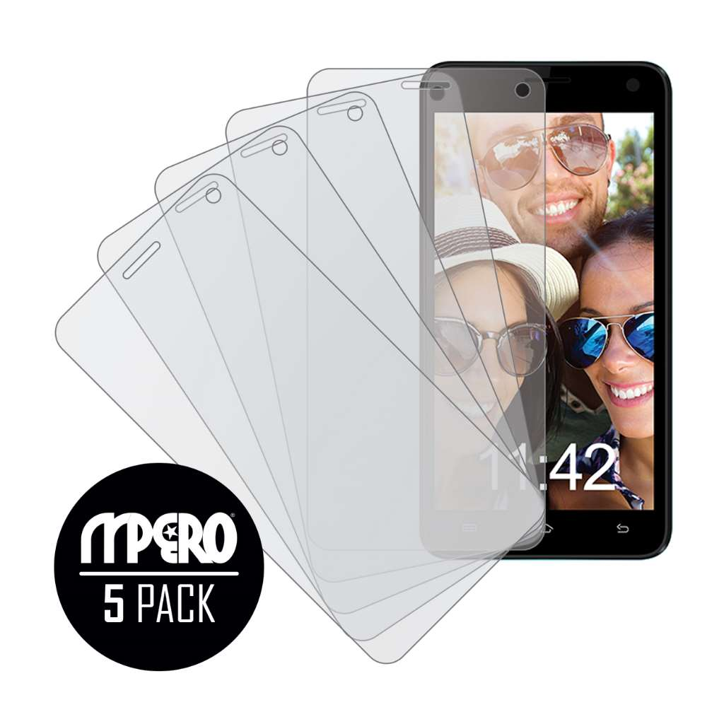 Sky Devices 5.0W MPERO 5 Pack of Matte Screen Protectors