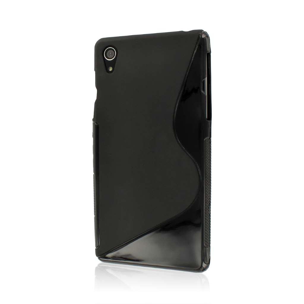 Sony Xperia Z2 - Black MPERO FLEX S - Protective Case Cover