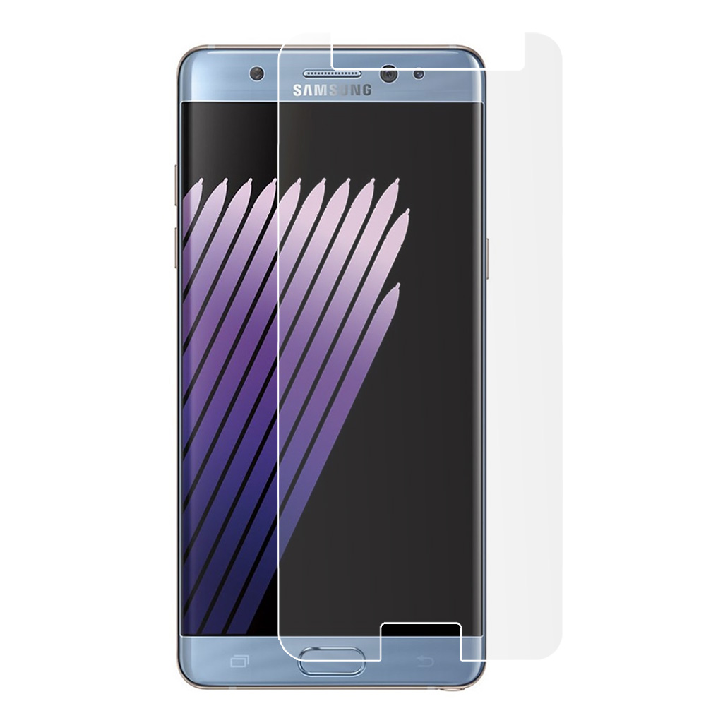 Samsung Galaxy Note 7 Clear LCD Screen Protector