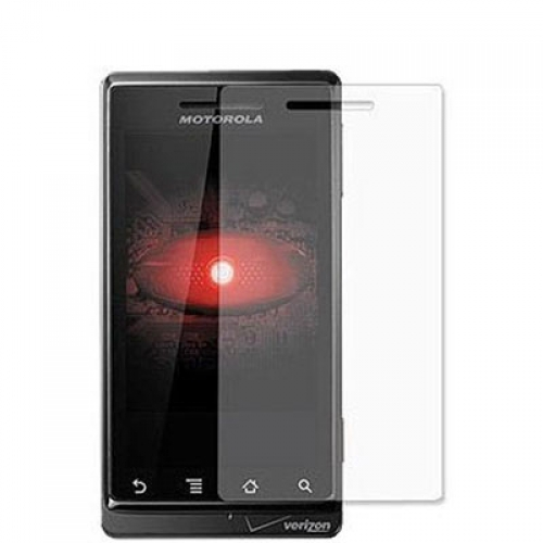 Motorola Droid A855 Clear LCD Screen Protector