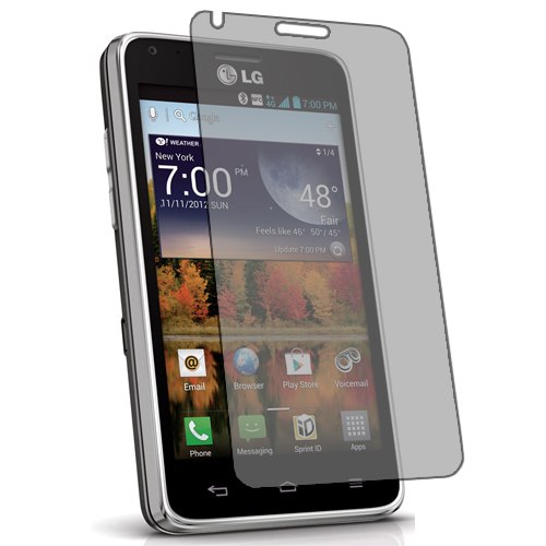 LG Mach LS860 Anti Glare LCD Screen Protector