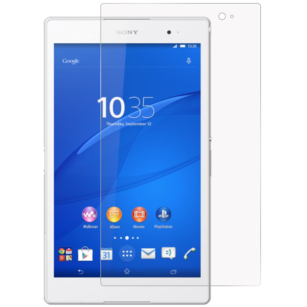 Sony Xperia Z3 Tablet Compact Anti Glare LCD Screen Protector