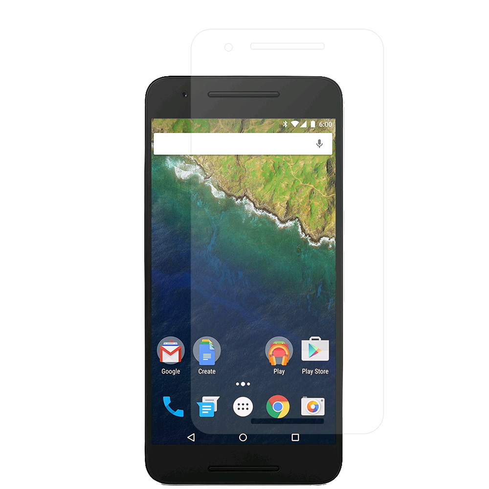 Huawei Google Nexus 6P Clear LCD Screen Protector