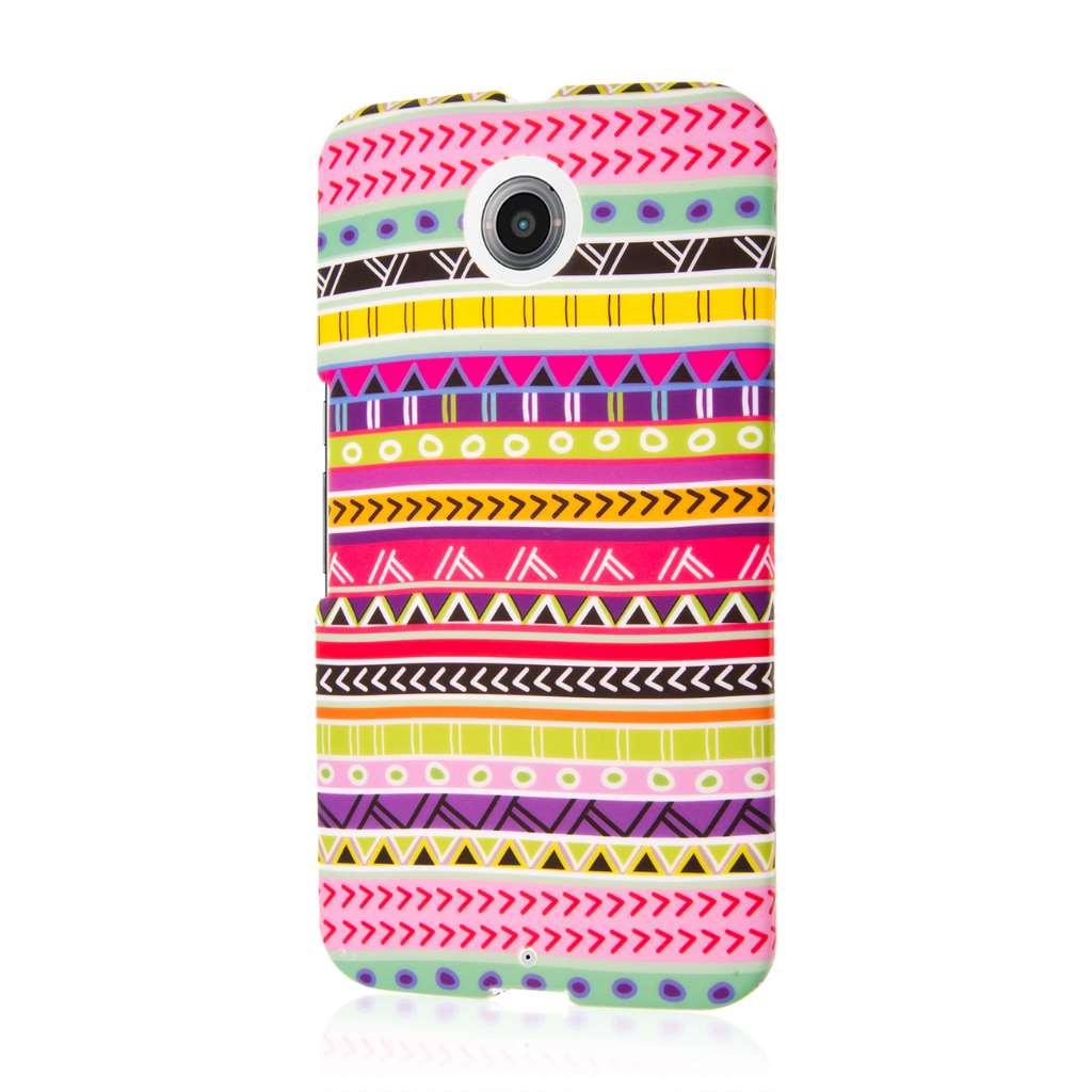 Google Nexus 6 - Aztec Fiesta MPERO SNAPZ - Case Cover