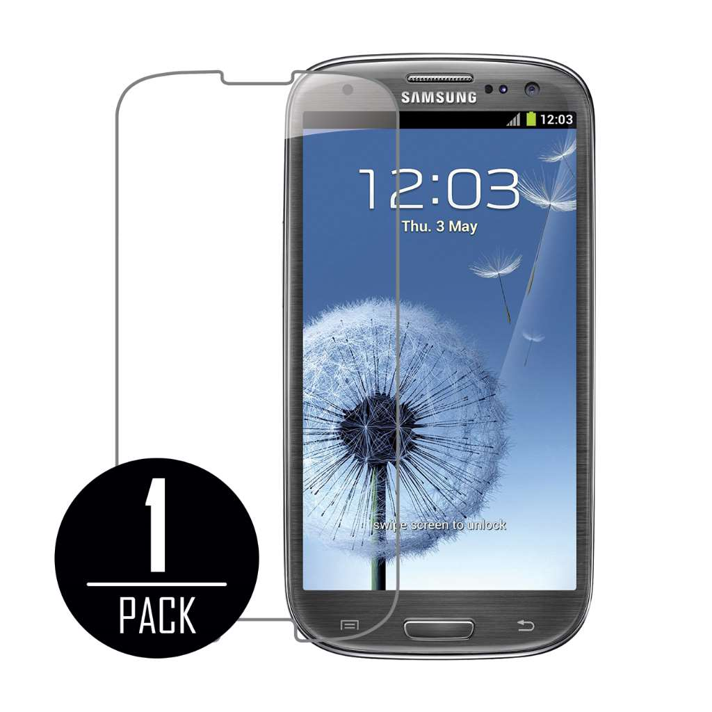 Samsung Galaxy S3 MPERO Tempered Glass Screen Protector