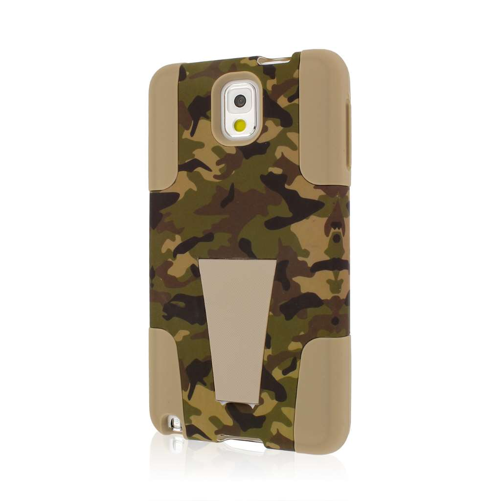 Samsung Galaxy Note 3 - Hunter Camo MPERO IMPACT X - Kickstand Case Cover