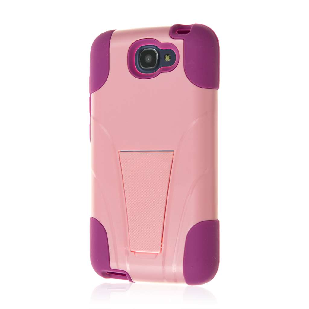 Alcatel OneTouch Fierce 2 - Pink MPERO IMPACT X - Kickstand Case Cover