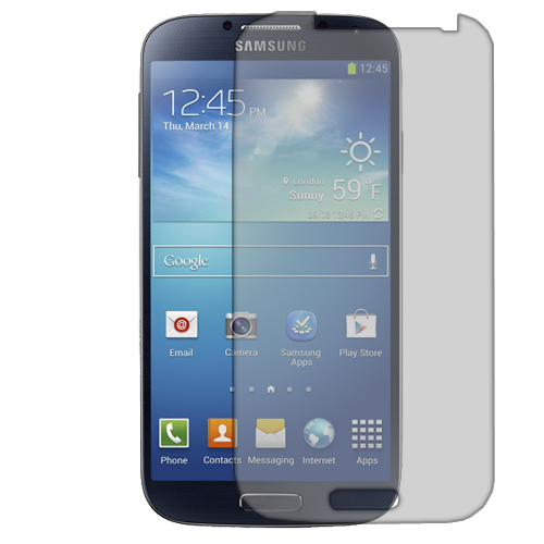 Samsung Galaxy S4 Anti Glare LCD Screen Protector
