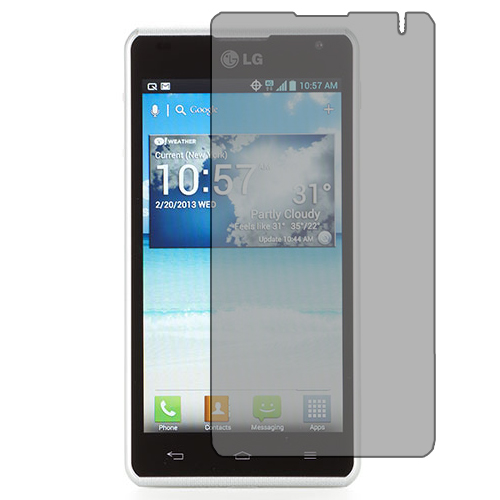 LG Spirit 4G MS870 Anti Glare LCD Screen Protector