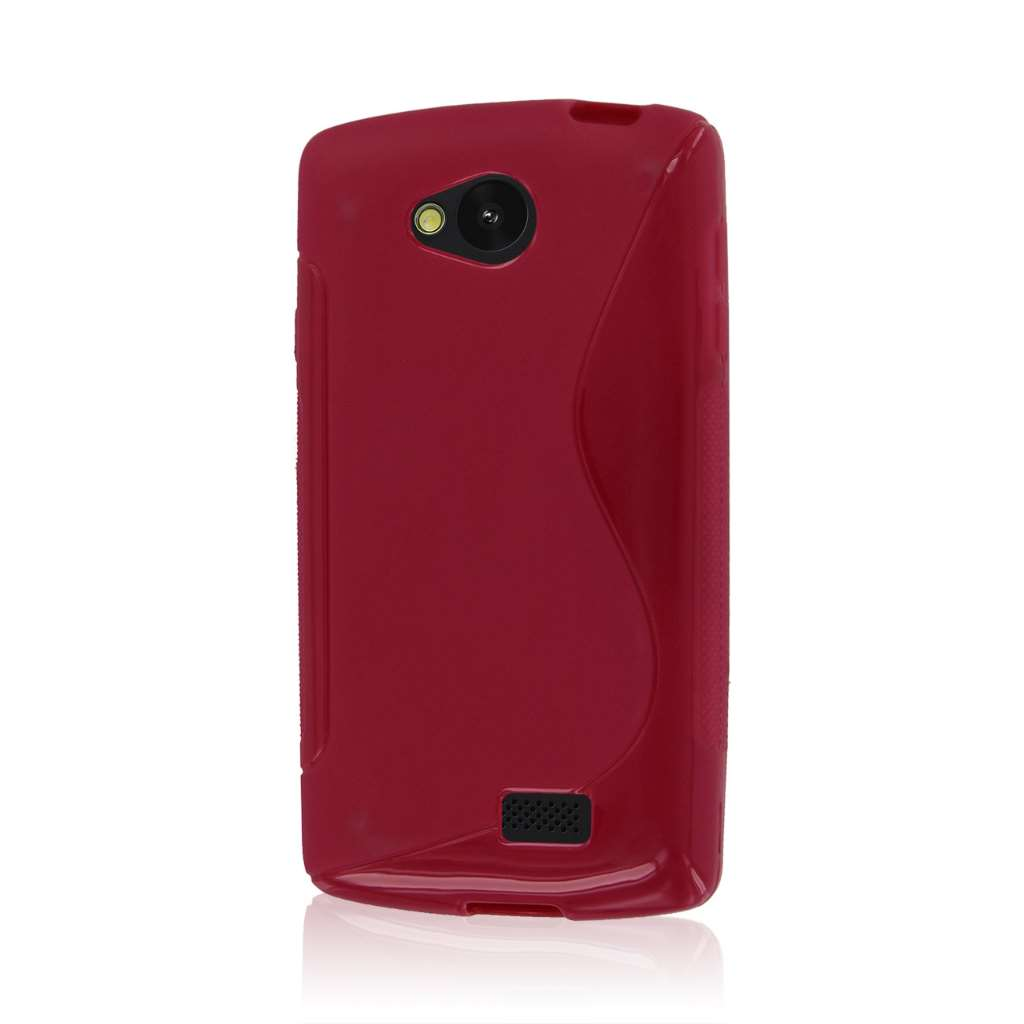LG F60 - Hot Pink MPERO FLEX S - Protective Case Cover