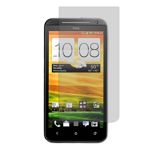 HTC EVO 4G LTE Clear LCD Screen Protector
