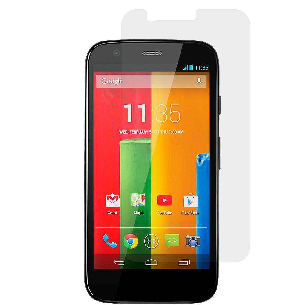 Motorola Moto G Clear LCD Screen Protector