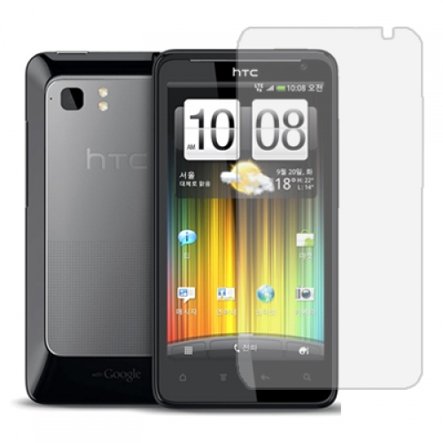 HTC Raider 4G / Vivid / Holiday Clear LCD Screen Protector